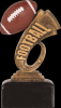 Headline Football Resin Football Trophy Awards