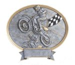 Legend Motocross Oval Award All Trophy Awards