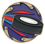 Color Star Hockey Medals All Trophy Awards