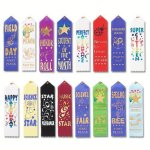 Peaked Cut Scholastic Award Ribbon All Trophy Awards