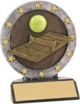Tennis - All-star Resin Trophy Allstar Resin Trophies