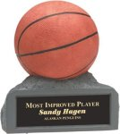 Basketball - Colored Resin Trophy Basketball Trophy Awards
