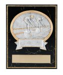 Swimming Resin Plaque Mount Award Firefighter Trophy Awards