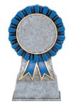 Color Ribbon Resin Mylar Holder Football Trophy Awards