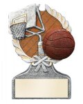Basketball Multi Color Sport Resin Figure Multi Color Sport Resin Trophy Awards