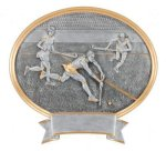 Legend Field Hockey Oval Award Oval Resin Trophy Awards