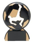 Shadow Sport Male Soccer Shadow Sport Resin Trophy Awards