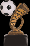 Headline Soccer Resin Soccer Trophy Awards