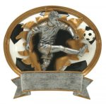 Sport Blaster Legend Soccer Male Soccer Trophy Awards