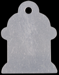 Stainless Steel Fire Hydrant Pet Tag Street Tag Gifts