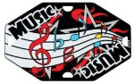 Music Street Tags Street Tag Gifts