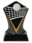 Black Diamond Volleyball Awards Trophies | Ceramic