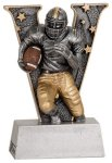 Football V Series Resin V Series Resin Trophy Awards