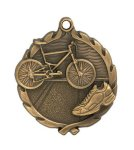 Wreath Triathlon Medal Wreath Awards