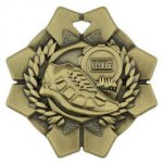 Imperial Cross Country Medals Wreath Medal Awards